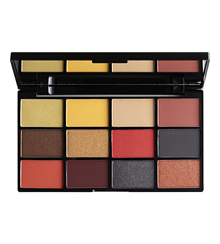 NYX PROFESSIONAL MAKEUP In Your Elements Fire Palette (Fire