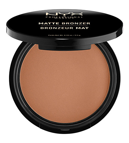 NYX PROFESSIONAL MAKEUP Matte body bronzer (Dark+tan