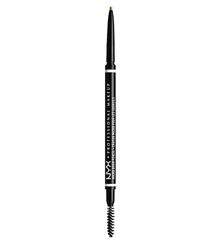 NYX PROFESSIONAL MAKEUP Micro brow pencil (Blonde