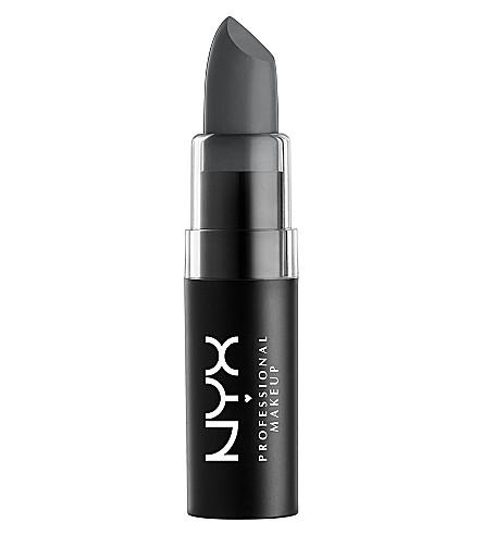 NYX PROFESSIONAL MAKEUP Matte lipstick (Haze