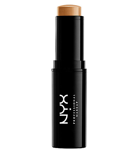 NYX PROFESSIONAL MAKEUP Mineral stick foundation (Caramel