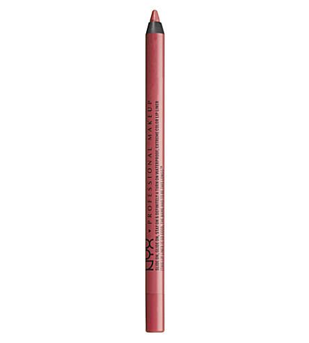 NYX PROFESSIONAL MAKEUP Slide-On Lip Pencil (Bedrose