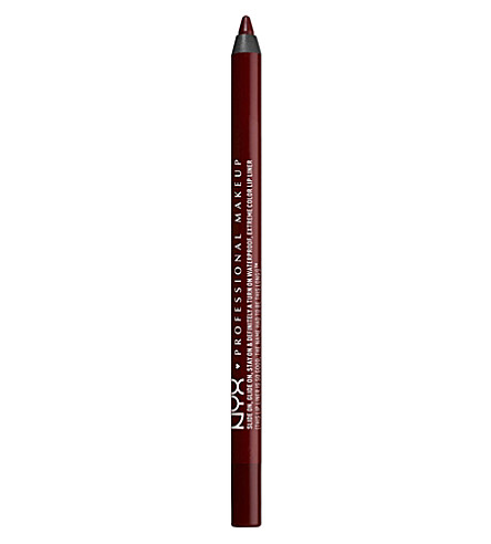 NYX PROFESSIONAL MAKEUP Slide-On Lip Pencil (Dark soul