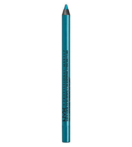 NYX PROFESSIONAL MAKEUP Slide-on pencil eyeliner (Azure