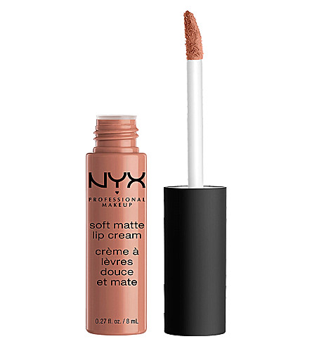 NYX PROFESSIONAL MAKEUP Soft matt lip cream (Abu+dhabi