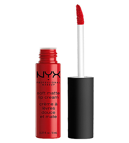 NYX PROFESSIONAL MAKEUP Soft matt lip cream (Amsterdam