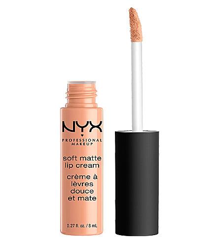 NYX COSMETICS Soft matte lip cream (Cairo