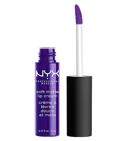 NYX PROFESSIONAL MAKEUP Soft matt lip cream (Havana