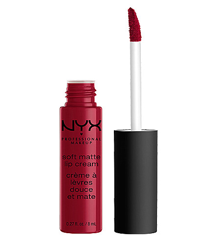NYX PROFESSIONAL MAKEUP Soft matt lip cream (Monte carlo