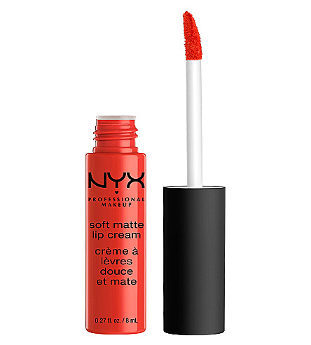 NYX PROFESSIONAL MAKEUP Soft matt lip cream (Morocco