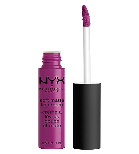 NYX COSMETICS Soft matte lip cream (Seoul