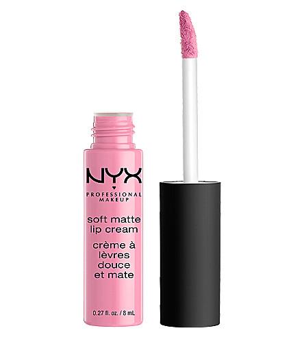 NYX PROFESSIONAL MAKEUP Soft matt lip cream (Sydney