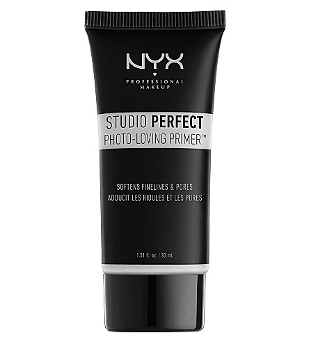 NYX PROFESSIONAL MAKEUP Studio perfect primer (Clear