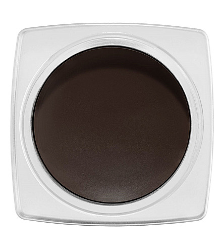 NYX PROFESSIONAL MAKEUP Tame & Frame tinted brow pomade (Black