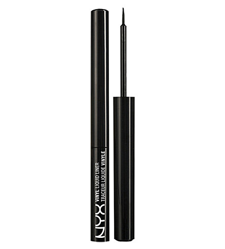 NYX PROFESSIONAL MAKEUP Vinyl liquid liner (Black
