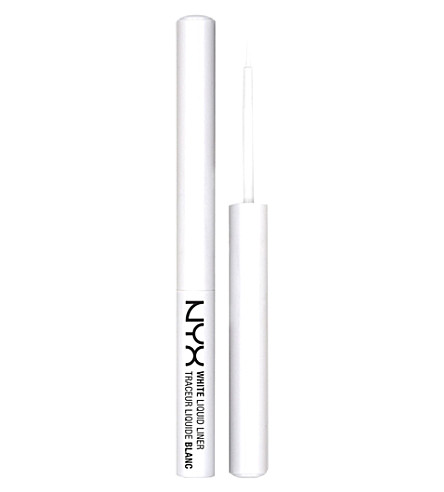 NYX PROFESSIONAL MAKEUP White liquid liner (White