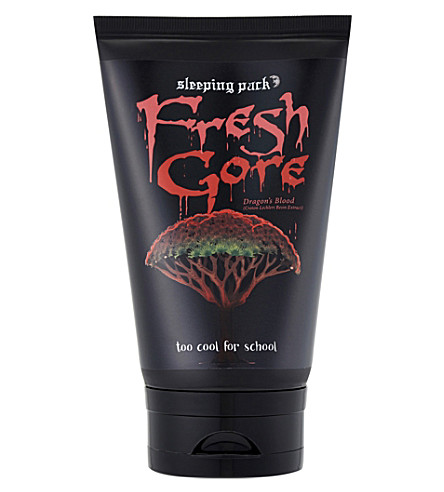 TOO COOL FOR SCHOOL Fresh Gore Sleeping Pack 100ml