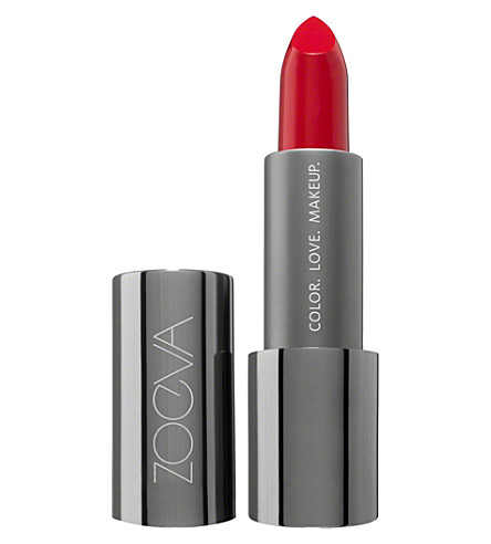 ZOEVA Luxe Cream Lipstick (Cooling+passion