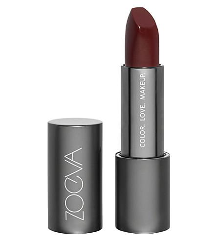 ZOEVA Luxe Matte Lipstick (Deep+impact