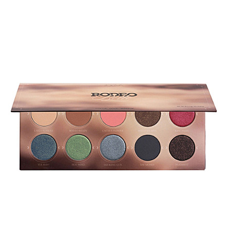 ZOEVA Rodeo belle eyeshadow palette (Rodeo+belle