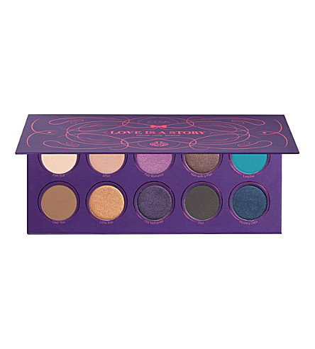 ZOEVA Love Is A Story eyeshadow palette (Love+is+a+story