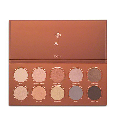 ZOEVA Rose Golden Eyeshadow Palette (Rose+gold