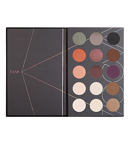 ZOEVA Warm Spectrum Eyeshadow Palette 22.5g (Warm+spectrum