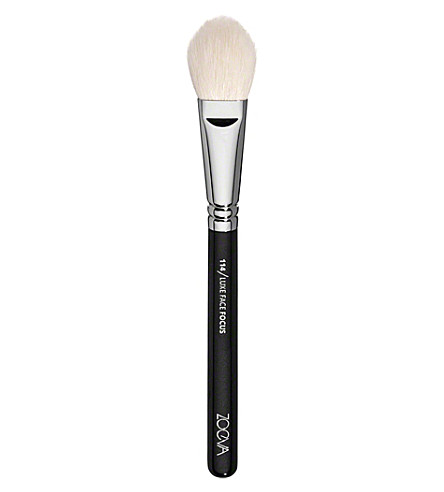 ZOEVA 114 Luxe Face Focus Brush