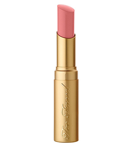 TOO FACED La Crème Color Drenched Lipstick (Marshmallow bunny
