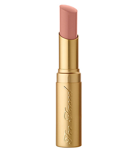 TOO FACED La Crème Color Drenched Lipstick (Naked dolly