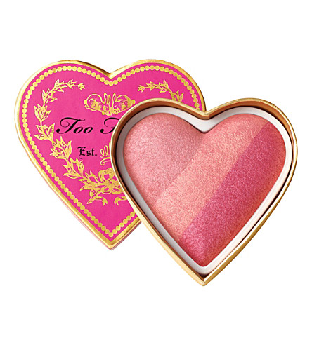 TOO FACED Sweethearts perfect flush blusher (Something about berry