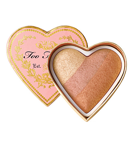 TOO FACED Sweethearts Perfect Flush Blusher (Peach+beach