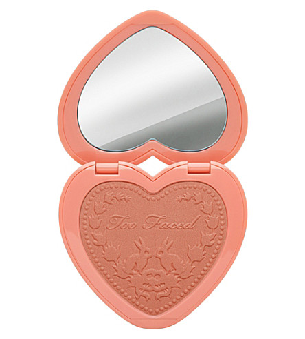 TOO FACED Love flush blusher (I will always love you