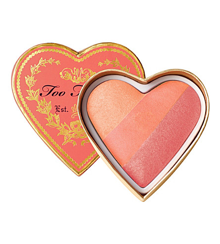 TOO FACED Sweethearts perfect flush blush (Sparkling+bellini