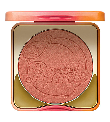 TOO FACED Papa Don't Peach blush (Powder+satin