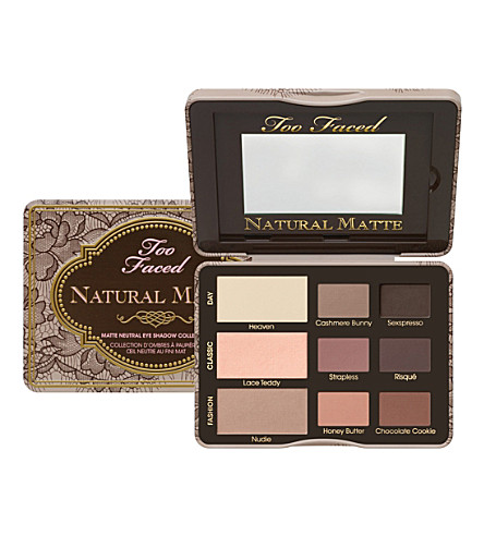 TOO FACED Natural Matte Eyes Palette