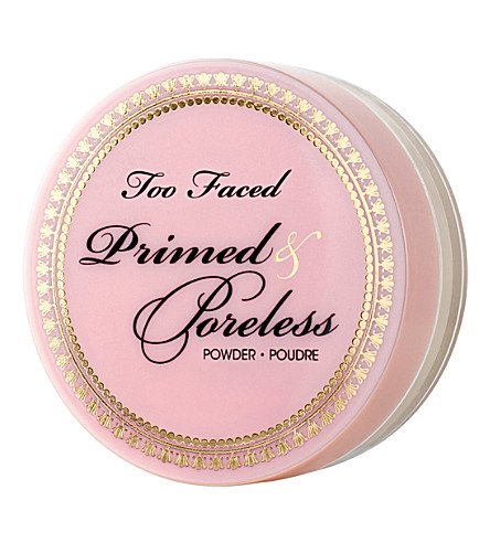 TOO FACED 底漆和 Poreless 粉饼