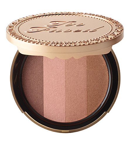TOO FACED Beach bunny bronzer (Beach