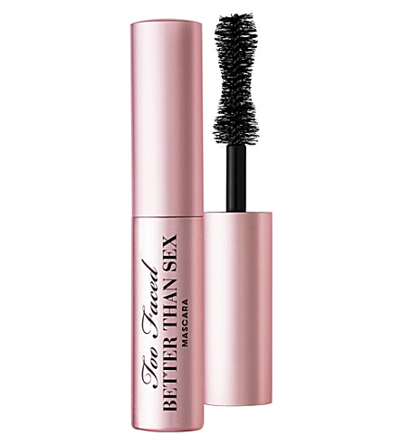 TOO FACED Better Than Sex Mascara Travel Size 4.8g