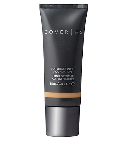 COVER FX Natural Finish Foundation 30ml (G+40