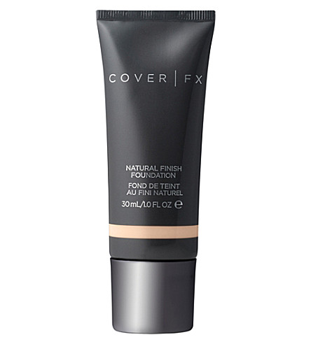 COVER FX Natural Finish Foundation 30ml (N25