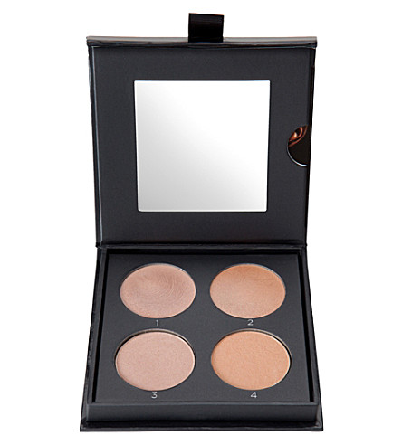 COVER FX Perfect light palette (Light+medium