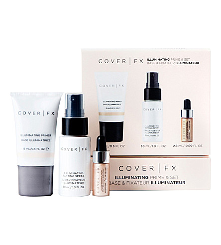 COVER FX Illuminating Prime & Set