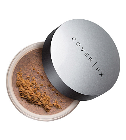 COVER FX Perfect Setting Powder 4g (Deep
