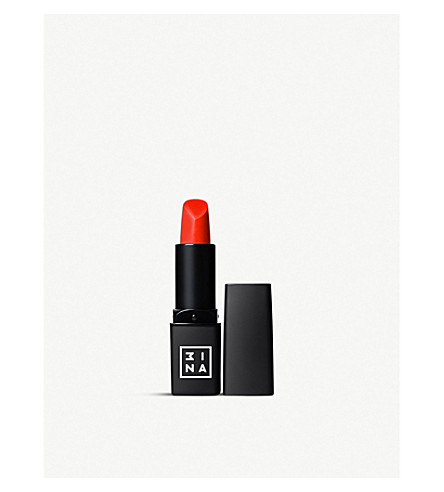 3INA The Matte Lipstick (400