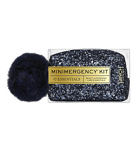 PINCH PROVISIONS Pom Pom Minimergency Kit (Midnight
