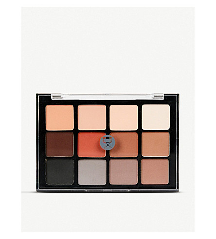 VISEART Eyeshadow palette (Neutral+mattes