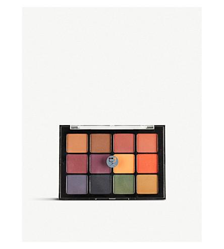 VISEART 04 Dark Matte eyeshadow palette 24g