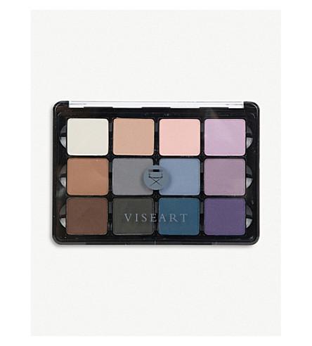 VISEART Cool Matte II Eyeshadow Palette