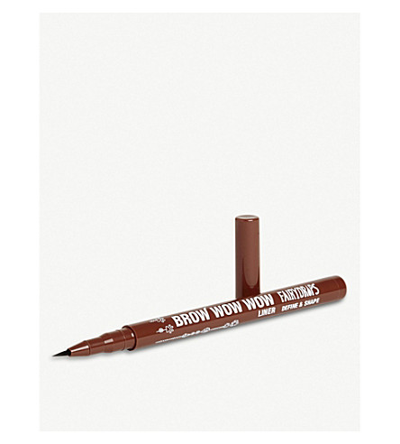 FAIRYDROPS Brow Wow Wow Liner 1ml